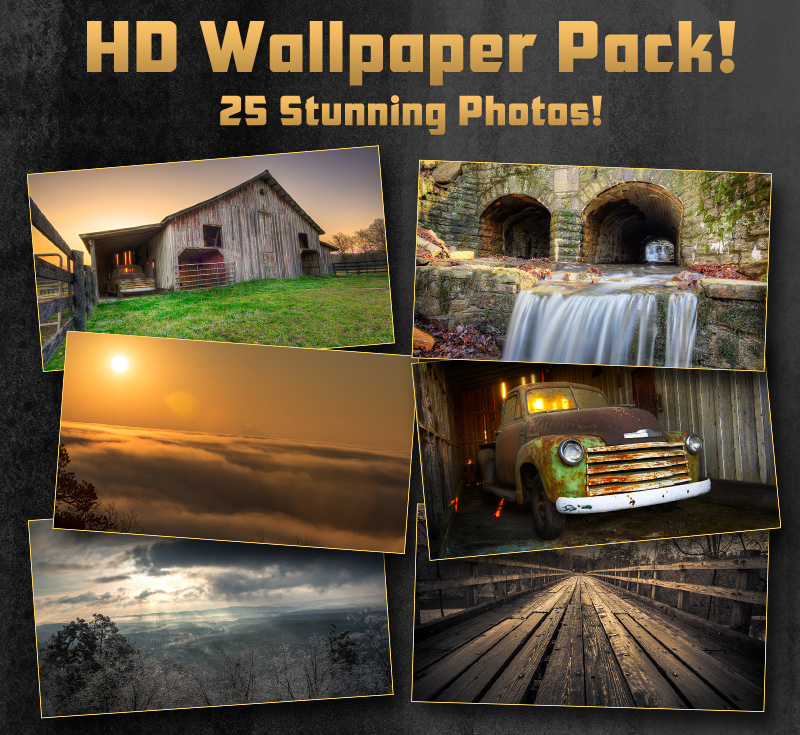 HD Wallpaper Pack