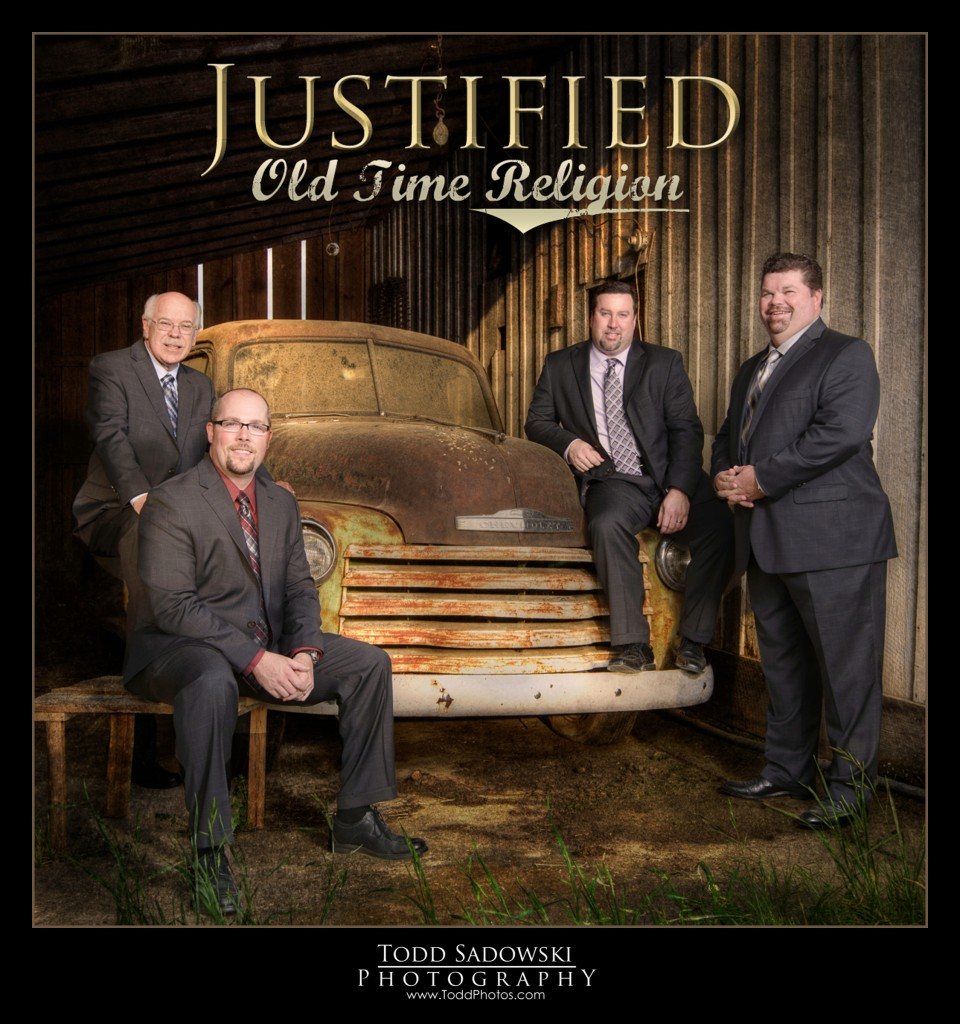 Justified - Old Time Religion