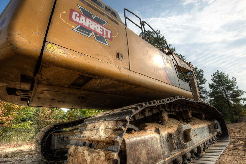 Garrett Excavation-360