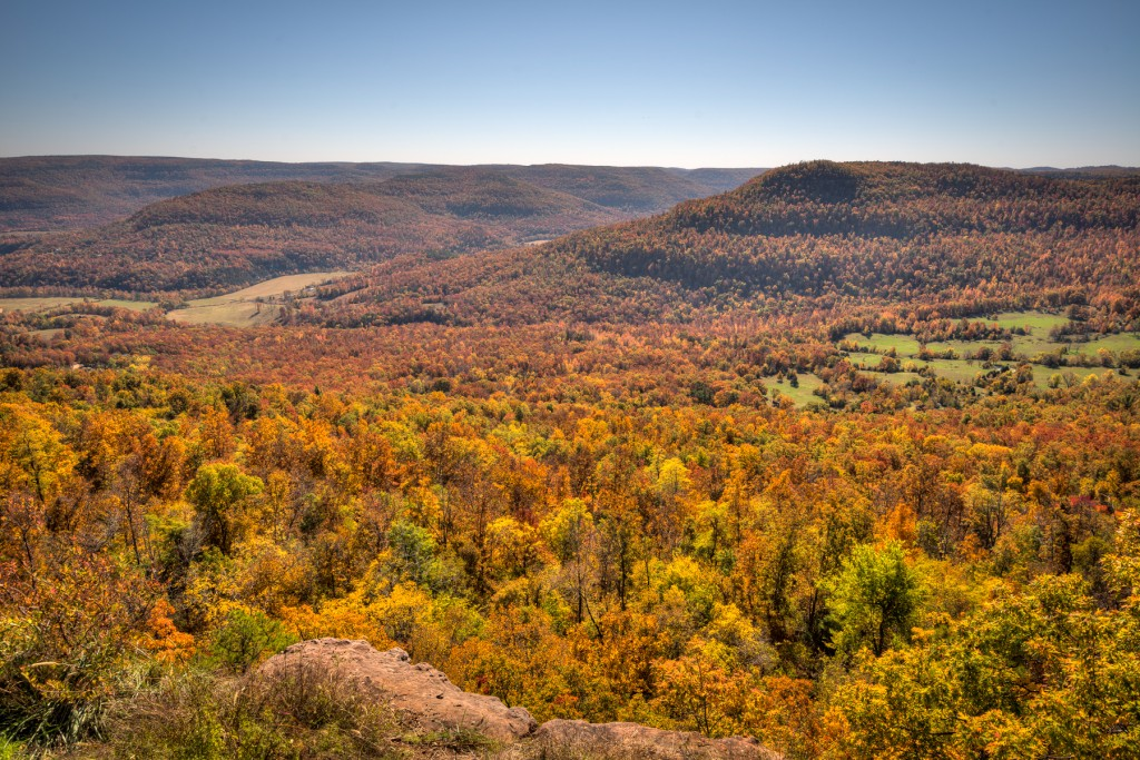Ponca trip in the Fall-12