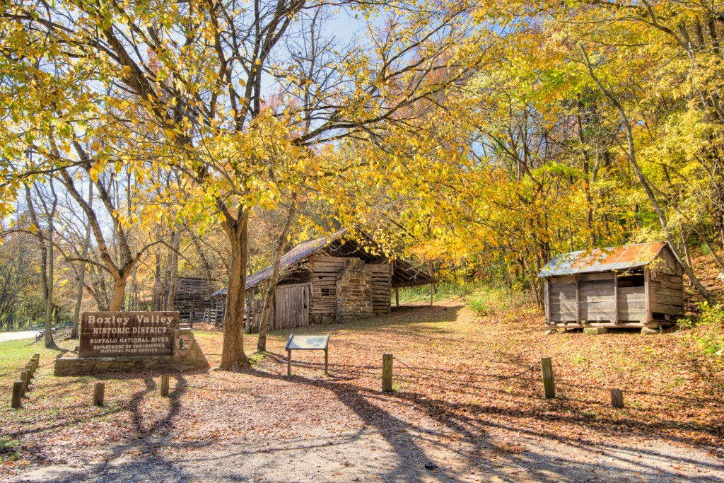 Ponca trip in the Fall-16