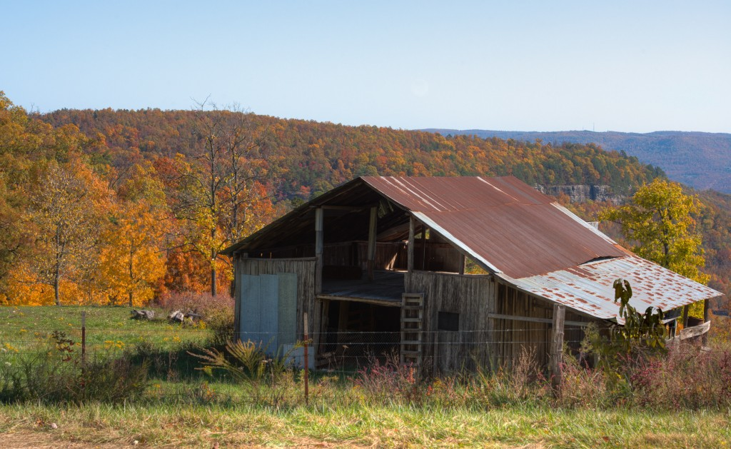 Ponca trip in the Fall-19